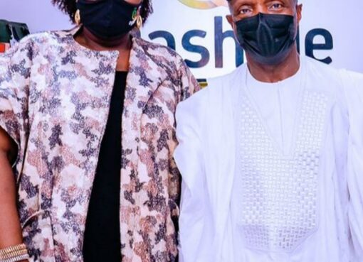 """Former Finance Minister, Kemi Adeosun, bounces back with """"DASH ME STORE"""" charity"""