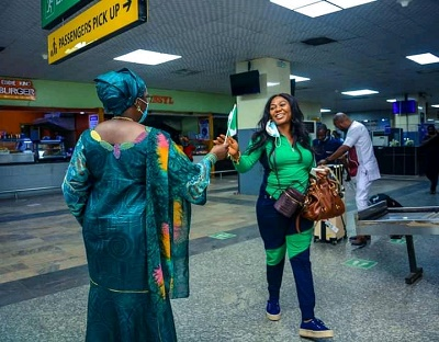 FAAN marks 61st Independence celebration with passengers at four international airports